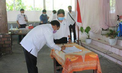Pemkab Samosir Menggelar Musrembang Kecamatan Naiggolan