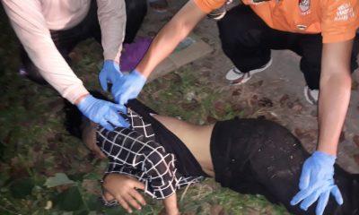 Sosok Mayat Wanita Hebohkan Warga Ditemukan di Pinggir Jalinsum
