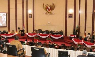 Ketua DPRD Medan Gelar Paripurna Pengusulan Penghentian Jabatan