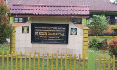 Komite SDN 008 Perhentian Raja Kampar Minta DPRD Reses ke Sekolah