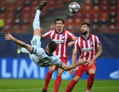 Chelsea Menang Tipis Lawan Atletico Madrid 1- 0