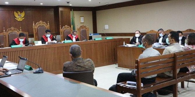Terungkap, Stafsus Edhy Prabowo Beberkan Penyerahan Suap