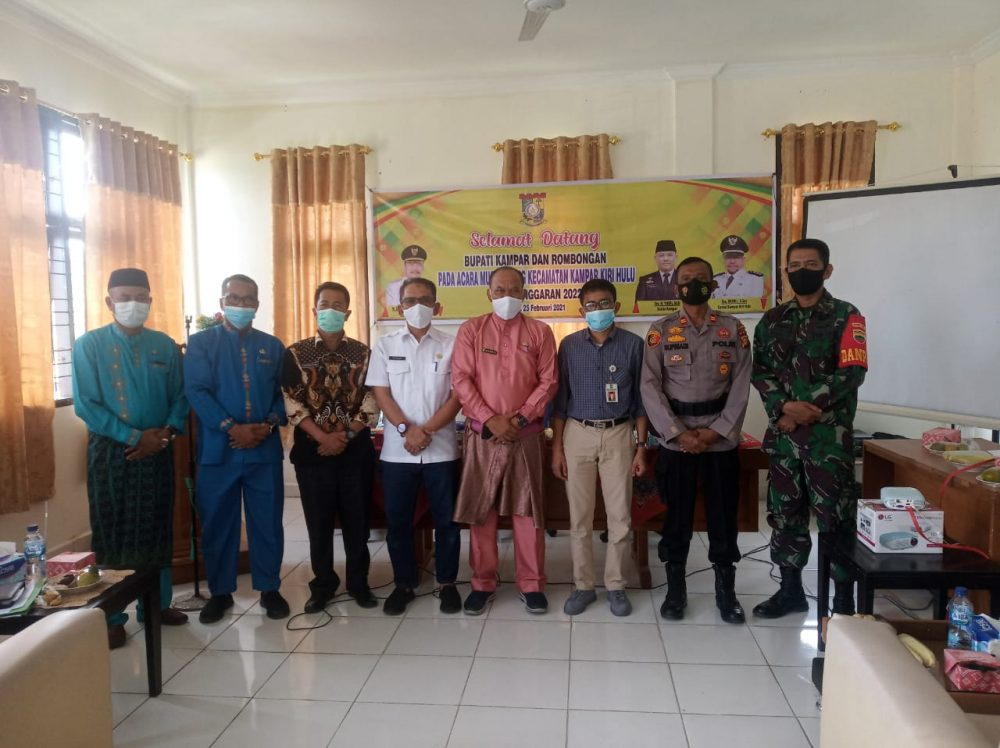 Kecamatan Kampar Kiri Hulu Laksana Musrembang