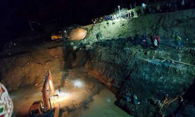 Puluhan Penambang Emas Ilegal Tertimbun Longsor, 6 Ditemukan Meninggal