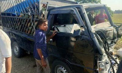 Satu Meninggal, Satu Kritis Dalam Kecelakaan Beruntun di Aceh Timur