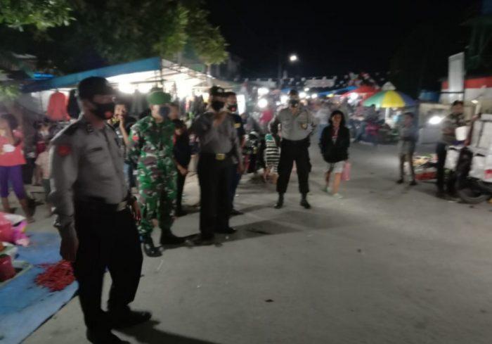 Guna Mengurangi Aksi Premanisme, Polsek Bandar Khalipah Lakukan Patroli Rutin