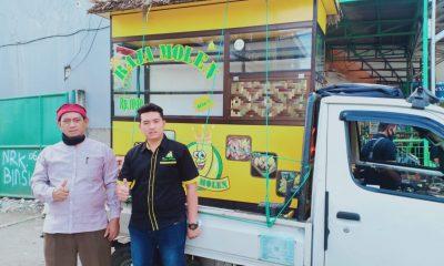 BUMDes Sindangkempeng Jalin Kerjasama Kunjungi Kantor Raja Molen Center