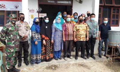 Camat Pimpin Sertijab Lurah Sihitang Kec Padangsidimpuan Tenggara