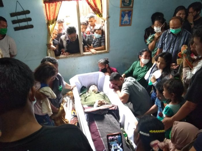 TNI Pratu Martinus Sinurat Tewas Diduga Ditembak Oknum Polisi Berpangkat Bripka, Ini Permintaan Keluarga Korban