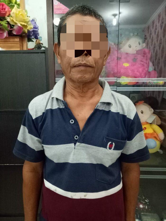 Pria Pensiunan BUMN Nekat Cabuli Seorang Bocah Berusia 3 Tahun Diamankan Polres Tebing Tinggi