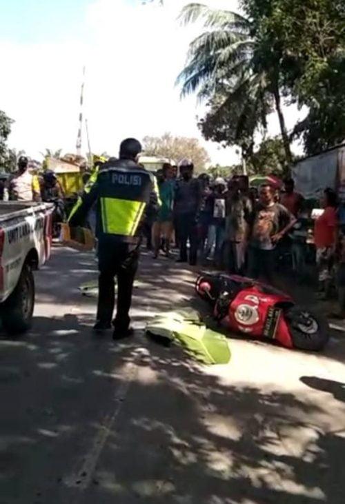 Kecelakaan Maut Kembali Terjadi di Jln Lintas Tebing-Siantar Seorang Meninggal