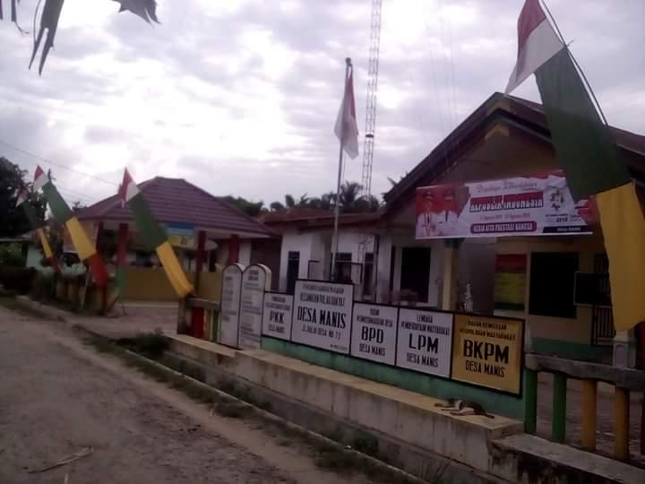 Penerbitan Sertifikat Tanah di Desa Manis di Diduga Cacat Hukum