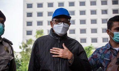 Ditetapkan Sebagai Tersangka, Gubernur Sulsel Nurdin Abdullah Ditahan KPK