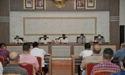 Wali Kota Medan : Wujudkan Program Kerja dan Peningkatan Pelayanan Dengan Kolaborasi