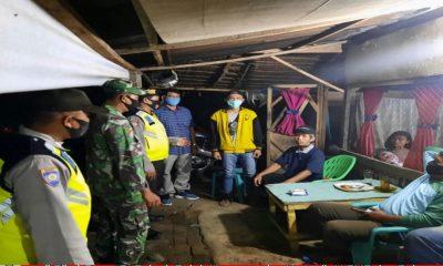 Patroli Rutin Dan Dialogis Di Dolok Merawan Dipimpin Kapolsek