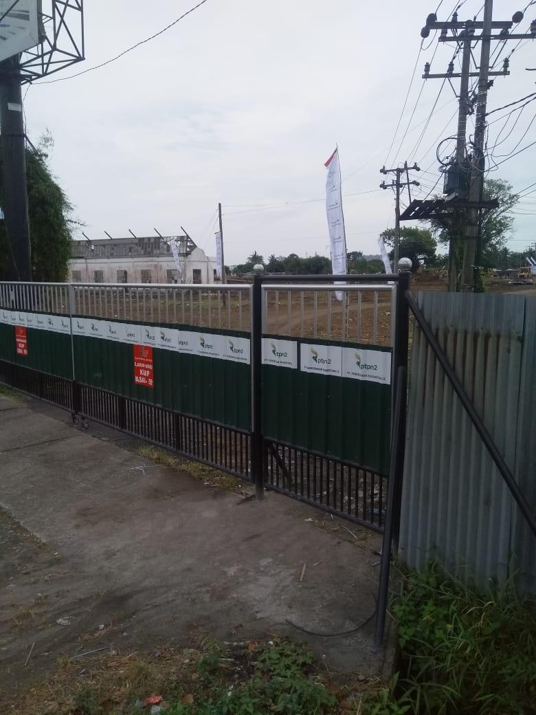 Beredar Isu Lahan Eks Kantor Kebun Helvetia PTPN II Akan Dibangun Mall