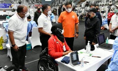 Atlet Nasional Tenis Meja Tak Divaksin, Sikap Kemenpora Patut Dipertanyakan