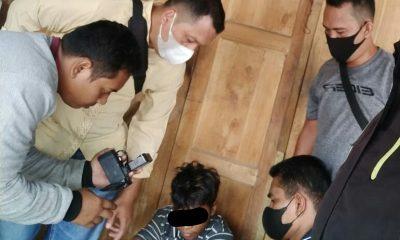 Sempat Viral di Media Sosial, Polsek Medan Labuhan Tangkap Bajing Loncat