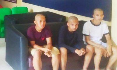 Tiga Remaja Terlibat Tawuran Saling Lempar Batu di Mandala Ditangkap Polisi