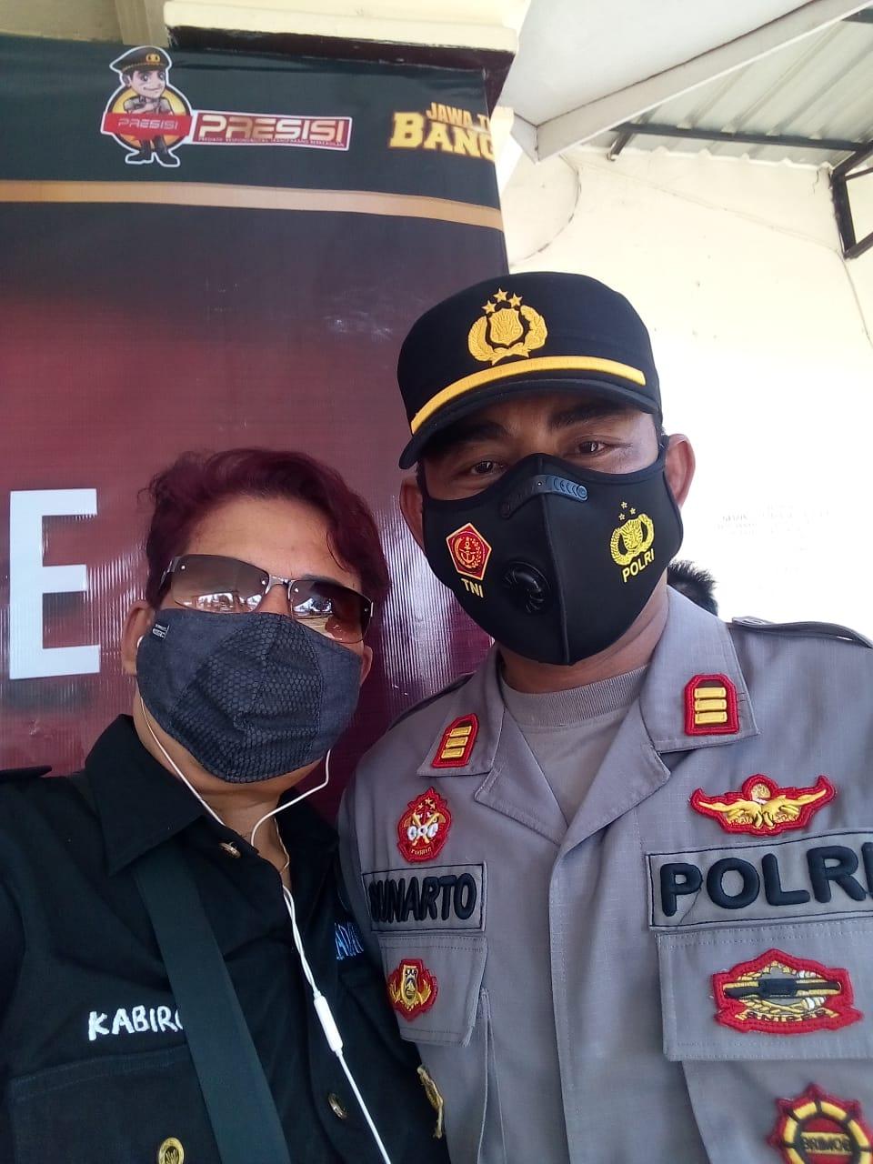 Dua Penadah Curanmor Asal Pringgowirawan Diamankan Polisi