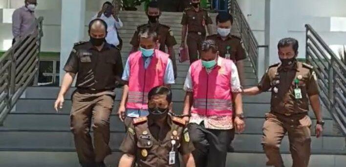 Terlibat Dugaan Korupsi, Sekretaris dan Bendahara KIP Aceh Tenggara Ditahan