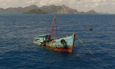 5 Nelayan Asal Indonesia Ditangkap Malaysia