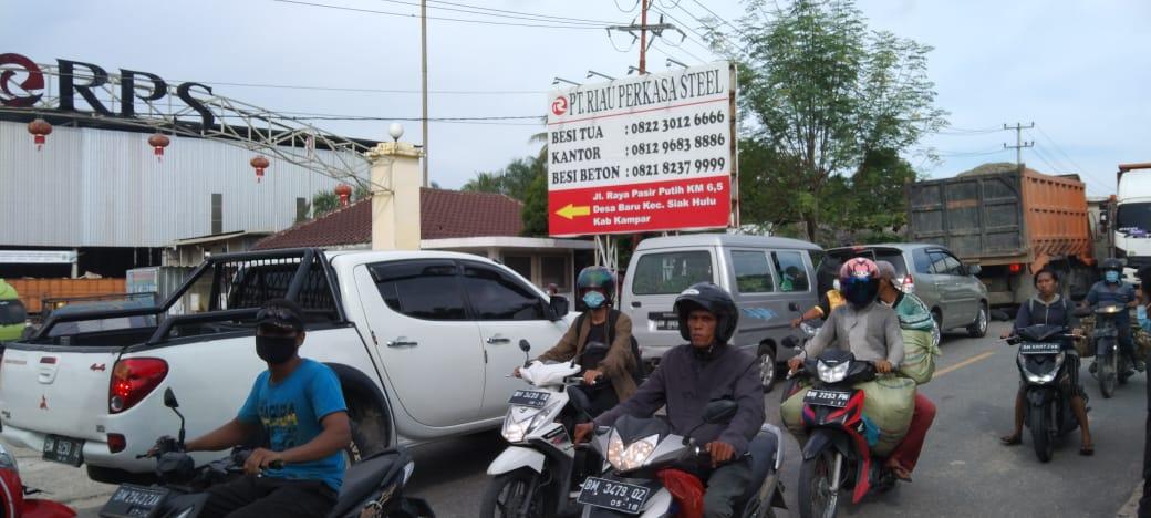 Polda Riau Sosialisikan Pengurusan Registrasi SKCK Secara Online Keseluruh Masyarakat