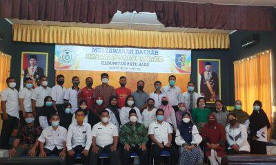 Abdul Kadir Terpilih Menjadi Ketua IKA UNIMED Batu Bara Periode 2021 - 20225