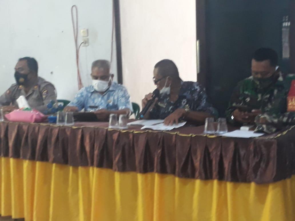 Forkopincam Pulau Rakyat Himbau Pemilik Warung Tuak dan Karaoke Sepanjang Jalinsum di Tutup