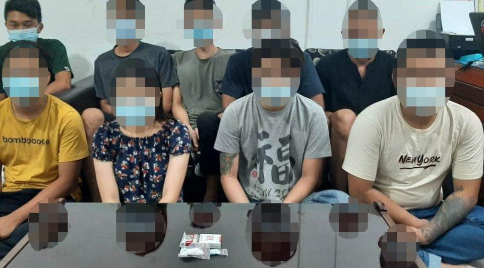 Pesta Narkoba Hadirkan Wanita Seksi Bikin Geger Begini Ujungnya
