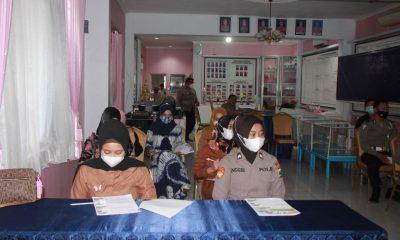 Pelatihan Public Speaking di Bhayangkari Jember Merupakan Agenda ZI WBK