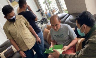 Pembalak Liar Hutan Kalimantan Buronan Selama 15 Tahun Akhirnya Ditangkap
