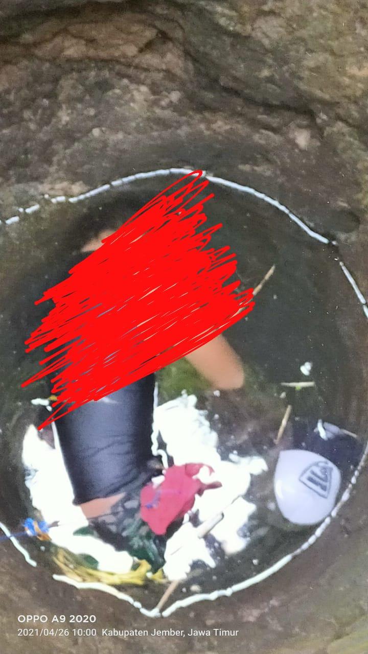 Syamsul Arifin Tewas Dalam Sumur Diduga Bunuh Diri