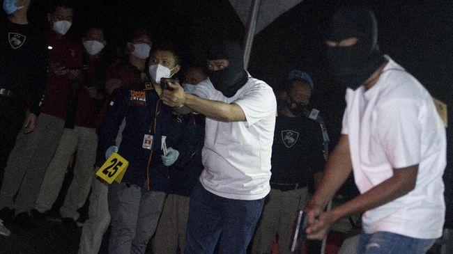Tiga Polisi Ditetapkan Tersangka Penembak Laskar FPI