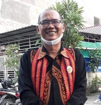 Anggota DPRD Medan Antonius Tumanggor Ucapkan Selamat Hardiknas