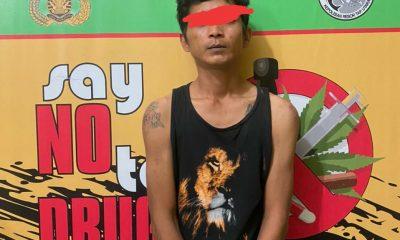 Sat Res Narkoba Polres Taput Berhasil Ciduk Residivis Bandar Narkoba di Dalam Gubuk