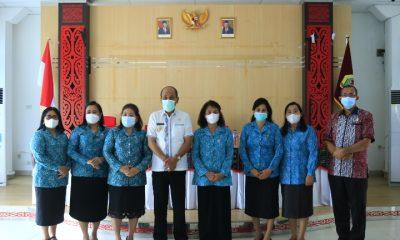 Wakil Bupati Martua Sitanggang Buka Acara Silaturahmi dan Pertemuan Bulanan TP-PPK Kabupaten Samosir