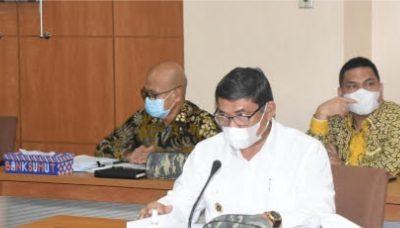 Wabup Deli Serdang Hadiri RUPS LB PT Bank Sumut