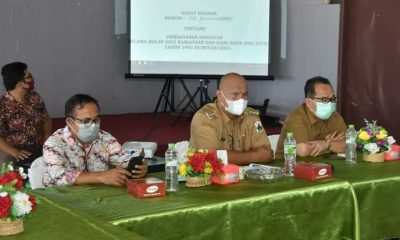 Wabup Nias Wakili Bupati Nias Hadiri Rapat Forkada Sekepulauan Nias