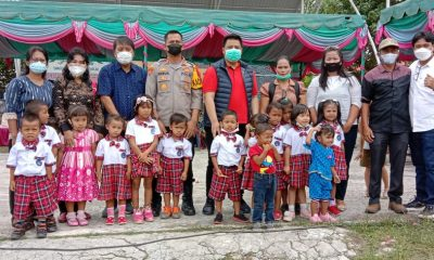 Bupati Kabupaten Samosir Hadiri Ulang Tahun Radio dan TV di Dermaga Jetty