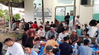 Forum Pecinta Masjid Aceh Gelar Buka Puasa Bersama