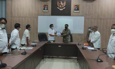 Bupati Samosir Vandiko Gultom Lakukan Audensi dan Koordinasi ke Kepala BBPJN II