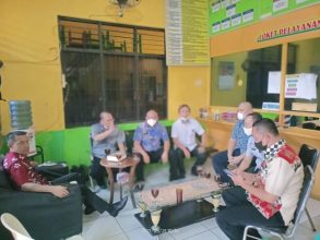 Dishub Medan Tindaklanjuti Hasil RDP DPRD Medan Peralihan Rus Jalan dan Pemasangan Trafik Light