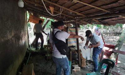 Deli Serdang Miliki Kampung Narkoba,12 Pelaku Diangkut Polisi