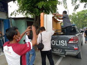 Polsek Medan Labuhan Grebek Lokasi Judi Tembak Ikan, Bandarnya Kapan Ditangkap