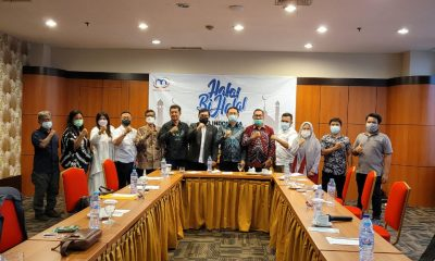 DPP IMO Indonesia Gelar Halal Bi Halal Secara Virtual