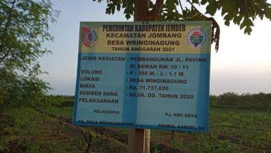 Dana Desa Wringinagung Ricuh Jadi Sorotan
