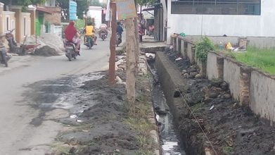 """Usut Proyek Drainase Mirip """"Siluman"""" di Pemkab Deli Serdang"""