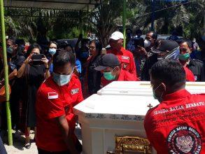 Pemakaman Ev James Ganda Sormin Dihadiri Bupati Asahan, dan Sejumlah Kerabat