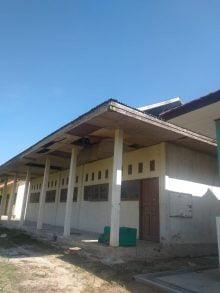 Aneh, Gedung SMPN 4 Kampar Kiri Tengah Tak Miliki Ruang Kepsek dan Ruang Majelis Guru